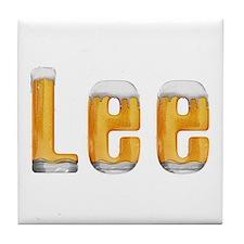 Lee Beer Tile Coaster