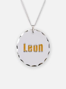 Leon Beer Necklace