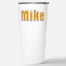 Mike Beer Travel Mug