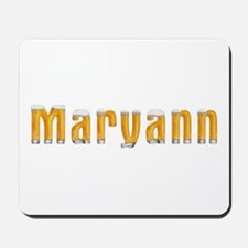 Maryann Beer Mousepad