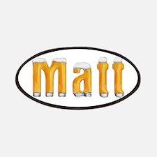 Matt Beer Patch