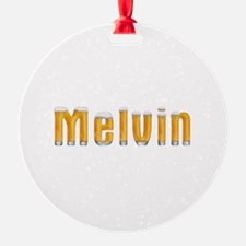 Melvin Beer Ornament