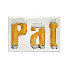 Pat Beer Rectangle Magnet