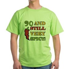 Spicy At 90 Years Old T-Shirt