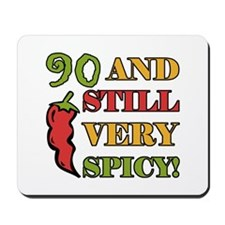 Spicy At 90 Years Old Mousepad