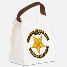 Navy - Officer of the Line Canvas Lunch Bag