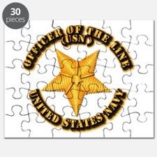 Navy - Officer of the Line Puzzle