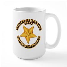 Navy - Officer of the Line Mug
