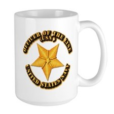 Navy - Officer of the Line Mug