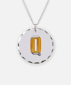 Q Beer Necklace