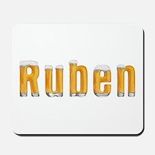 Ruben Beer Mousepad