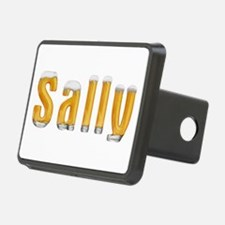 Sally Beer Hitch Cover