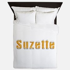 Suzette Beer Queen Duvet