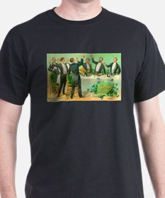 St. Patrick's Day Toast T-Shirt