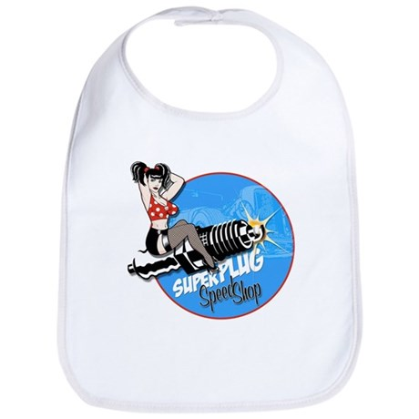 Super Plug Speed Shop Bib