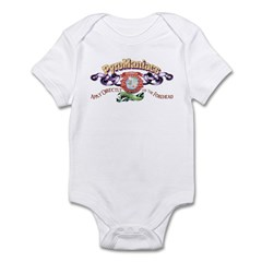 apply to the forehead Infant Bodysuit