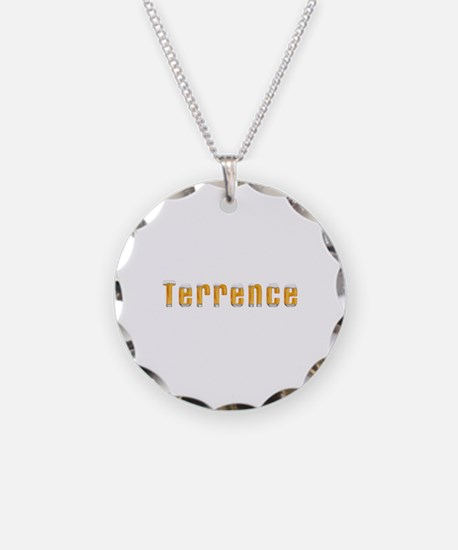 Terrence Beer Necklace Circle Charm
