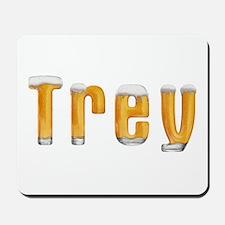 Trey Beer Mousepad