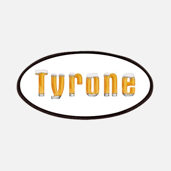 Tyrone Beer Patch