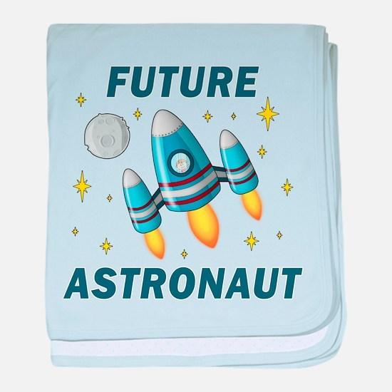 Future Astronaut (Boy) - baby blanket