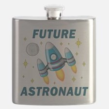 Future Astronaut (Boy) - Flask