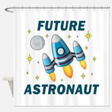 Future Astronaut (Boy) - Shower Curtain