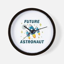 Future Astronaut (Boy) - Wall Clock