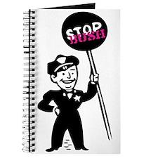 STOP BUSH Journal