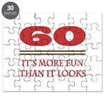 60 Is Fun Puzzle