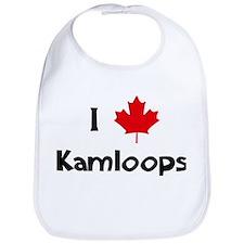 I Love Kamloops Bib