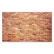 Brick wall - Decal