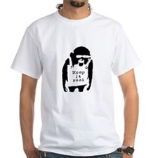 banksy-monkey T-Shirt