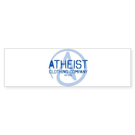 Atheist Clothing Company Sticker (Bumper)