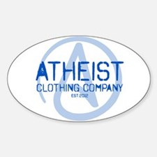 Atheist Clothing Company Decal