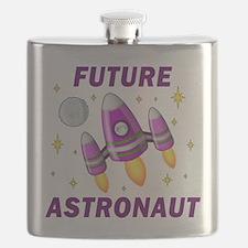 Future Astronaut (Girl) - Flask