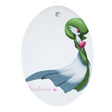 Gardevoir Ornament (Oval)