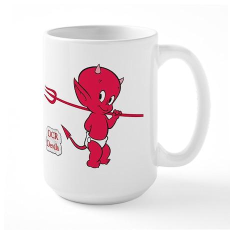 DCR DEVILS Large Mug
