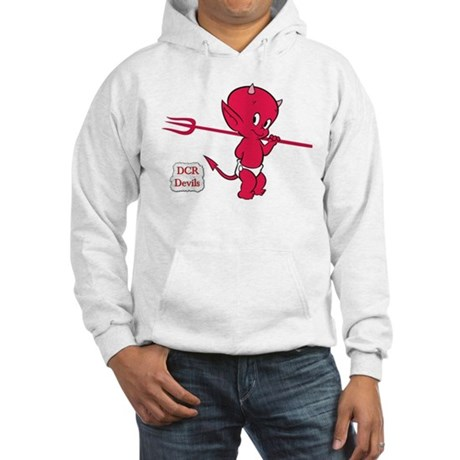 DCR DEVILS Hooded Sweatshirt