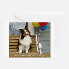 Is it somebodys birthday? Greeting Cards (Pk of 20