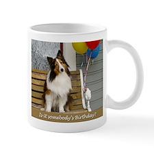 Is it somebodys birthday? Mug