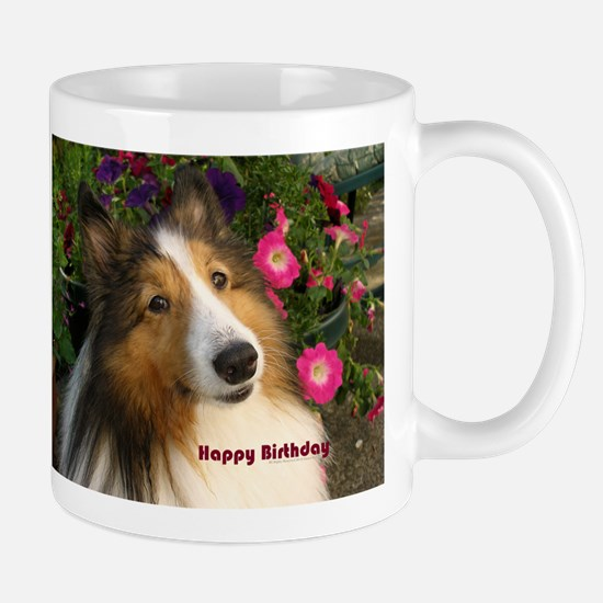 Happy Birthday, Garden Joy Mug