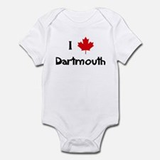 I Love Dartmouth Infant Bodysuit