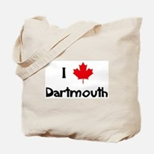 I Love Dartmouth Tote Bag