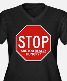 Diet Motivation Magnet, Stop Are you Really Hungry