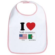 USA-ALGERIA Bib
