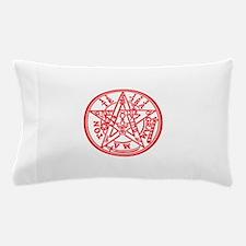TETRAGRAMMATON3 Pillow Case