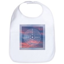 Sunrise Labyrinth Bib