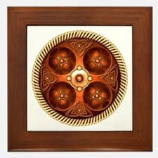Celtic Medallion - Copper Framed Tile