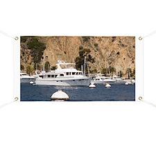 Mega Yacht Banner