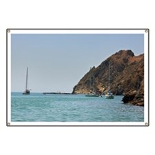 Catalina Harbor Banner